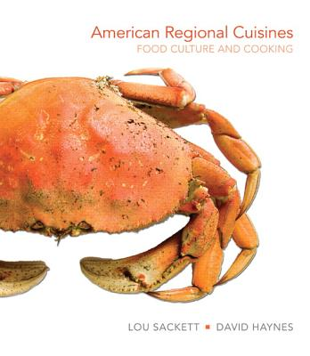 American Regional Cooking for the Professional Chef By Sackett, Louise/ Haynes, David