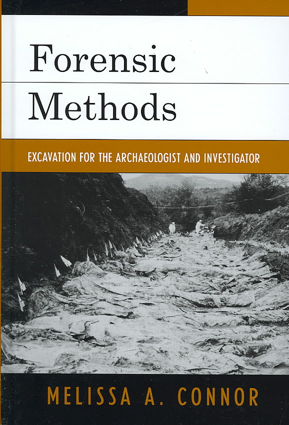 Forensic Methods By Connor, Melissa A.